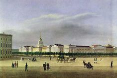 File:Ruadmiralty.jpg /Admiralty Building St Petersburg, 1810s