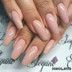 Cashmere Nude Nails - are in the right place about nail ideas white Here we offer you the most beautiful pictures about the nail ideas jelish you are looking for. When you examine the Cashmere Nude Nails - Prom Nails, Long Nails, Ongles Beiges, Hair And Nails, My Nails, Natural Acrylic Nails, Finger, Pin On, Ballerina Nails
