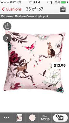 Girlz pillows