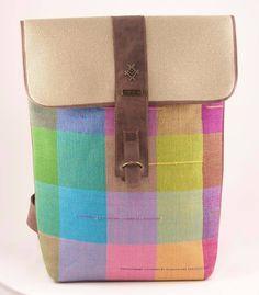 ¡Uno de nuestros maletines favoritos! - KONA - 100% artesanal hecho en Guatemala.  Info: hello@akenstore.com (502) 4739-6841