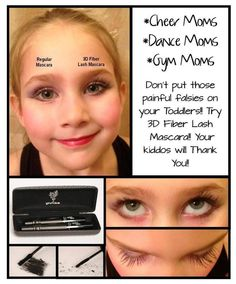 3D Fiber Lashes are perfect for dance/cheer teams! https://www.youniqueproducts.com/AshleyLorah/party