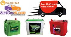 Save money, time and get the best deal for dead car batteries!!! free door step delivery and installation!!!!