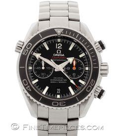 #OMEGA | #Seamaster #Planet_Ocean Co-Axial Chronograph | Ref. 232.30.46.51.01.001