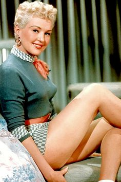 Betty Grable in How to Marry a Millionaire (1953)