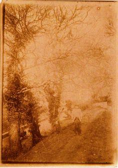 As Costas. A Volta da Viña, Lugo. Ca. 1910. Xelatina de prata ao clorobromuro. 18 x 13 cm.