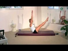 Mat to the Max 15 Minute Advanced Pilates WORKOUT