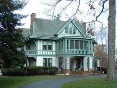 Judge Enos Clarke House - Kirkwood, Missouri - U.S. National Register of Historic Places on Waymarking.com
