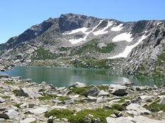 Korsika Monte Renosu und Lac de Bastani Wanderung