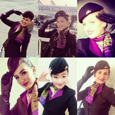 Etihad Airways Crewfies. Our crew come from over 125 countries around the world, they are all looking forward to greeting you onboard!  How do you say 'Welcome' in your own language?  #EtihadCrew 