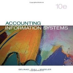 47 Free Test Bank for Accounting Information Systems 10th Edition by Gelinas focusing on all chapters included in this test bank by lots textbook samples accounting information systems test bank free online. These quiz test bank questions concentrate on 17 chapters such as chapter 1: Introduction to accounting information systems, chapter 2: Enterprise systems, chapter 3: Electronic business (e-business) systems, chapter 4: Documenting information systems