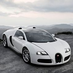 One of the fastest cars made! But do you like it? -Bugatti Veyron!
