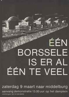 Nr 8: Recht van demonstratie. Op 9 maart 1985 demonstreren ruim 1.500 mensen in Middelburg tegen de komst van een kerncentrale in Borssele. #IAD15 #democracy Meer informatie over deze actie: http://www.laka.org/protest/jaar/1985.html Vindplaats in Zeeuws Archief: http://www.archieven.nl/nl/search-modonly?mivast=239&mizig=210&miadt=239&micode=212&miview=inv2