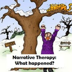 New post from Speechbloguk: Narrative therapy - what happened?