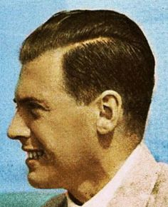 Josef Mengele, at the age of 25, after his state medical examinations in Munich, 1936.