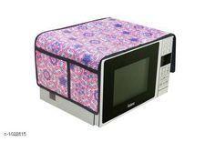 Appliance Covers Trendy Laminated Non Woven Microwave Cover  *Material* Laminated Non Woven  *Dimension* (L x H) - 14 in x 34 in  *Description* It Has 1 Piece OF Microwave Cover  *Work* Printed  *Sizes Available* Free Size *   Catalog Rating: ★4.1 (129)  Catalog Name: Finest Laminated Non Woven Microwave Covers CatalogID_123457 C131-SC1624 Code: 951-1022815-