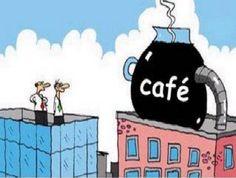 Café. O sucesso da concorrência.