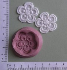 LACE BLOSSOM MOULD