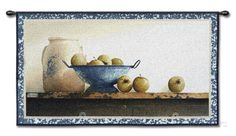 Blue Patterns I Wall Tapestry by Ray Hendershot at AllPosters.com