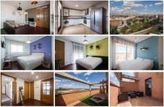 La residencia de estudiantes planetario cuenta con 5 amplias habitaciones, todas ellas exteriores y muy luminosas. El piso ha sido reformado recientemente con un diseño moderno y vanguardista combinando funcionalidad y confort.
