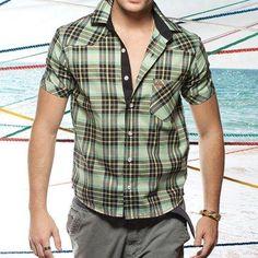 Camisa Manga Curta 110043
