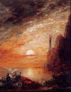 Gustave Moreau, precursor del simbolismo