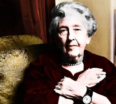 Agatha Christie-She is my favorite writer to this day.  I would stay up all night if need be to finish the book. I just couldn't put it down.