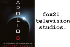 Fox21 TV Studios Acquires 'Apollo 8' Book By 'Apollo 13' Author To Develop As Series