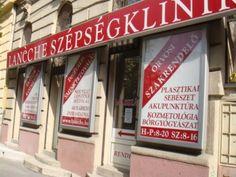 Lanéche Szépségklinika Broadway Shows, Neon Signs, Budapest