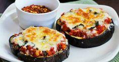 Mini-pizze din vinete — o gustare extraordinară! Rapid și dietetic! - Retete-Usoare.eu