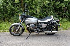 Moto Guzzi V1000 G5 Motorcycle by Andrew Harker