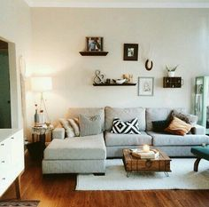 Design Ideas For A Small Living Room | My someday place | Pinterest ...
