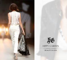 Duality - chic & classy femininity - S/S 2014 - Hippy Garden www.hippygarden.com Showroom Masarykova 5