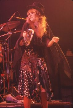 Stevie nicks Fleetwood Mac live 1976