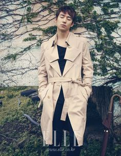 Go here for the previously published spread of Lee Je Hoon in September's Elle Korea. Korean Men, Korean Actors, Tomorrow With You, Lee Je Hoon, Indie Films, Person Of Interest, Beige, Kdrama, Elle Magazine