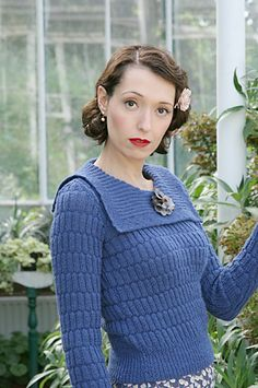 Ravelry: Simple - But So Attractive! pattern by Susan Crawford