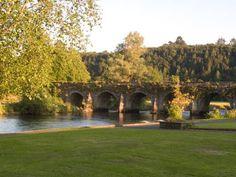 Inistioge Bridge, Ireland. So pretty.