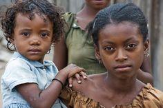 Mada's children : child & sister