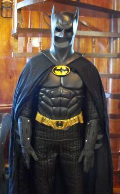 My Semi-Budget Batman (DIY Batman Costume)