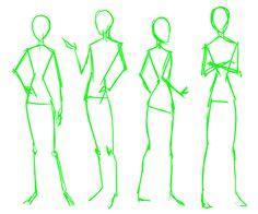 stick figure limb angles - Google Search
