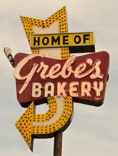Grebe's Bakery... Milwaukee, Wi