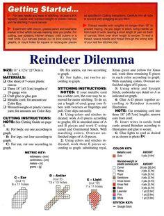 Reindeer Dilemma 2/4