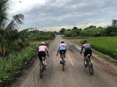 roads of chachoengsao, thailand. #bbuc #outdoordisco #cycling