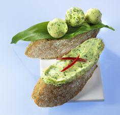 Unser beliebtes Rezept für Scharfe Bärlauch-Butter und mehr als 55.000 weitere kostenlose Rezepte auf LECKER.de.