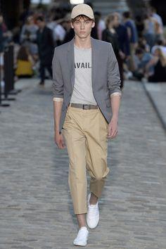 Paul & Joe Spring 2017 Menswear Collection Photos - Vogue