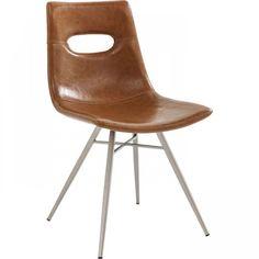 Chair Venice Light Brown