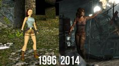 Which game character has changed the most in 20 years? | GamesRadar