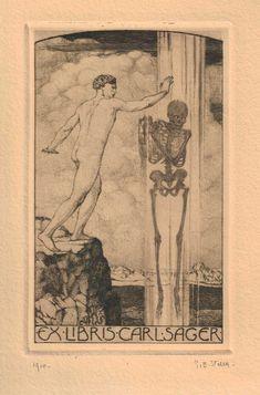 Ex Libris Mr. Reaper (1) - 50 Watts