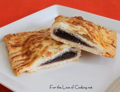 For the Love of Cooking » Homemade Cinnamon and Brown Sugar Pop Tarts