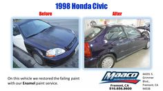 Enamel Paint Service Now only $299.95! (For a limited time!)   #MAACOVER #MaacoFremont #AutoPaint #CollisionRepair #Maaco #cars #car #vehicle #vehicles #PaintRecondition #CarPaint #PaintJob #BodyRepair #Recondition #Fremont