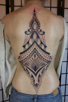 Gemma Pariente tattoo - Full Circle Tattoo